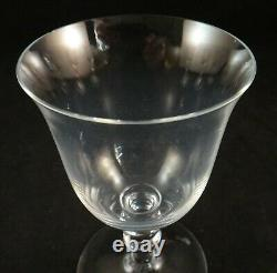 7 Vintage Baccarat Provence 4 7/8 Wine Stems