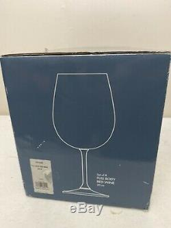 8 Marquis by WATERFORD VINTAGE Collection Full Body 20 Oz. RED WINE GLASSES Box