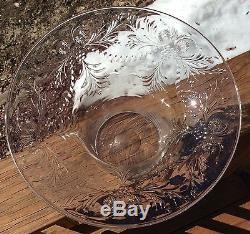 ABP Pairpoint Chelsea Cut Glass 12 Vase Wine Cooler