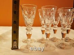Hawkes 4 3/8 Crystal Cordial Glasses Set of 12