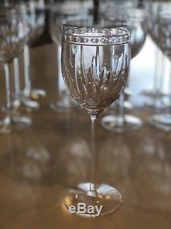 Lenox Vintage Jewel Platinum Wine Goblet Set Of 12