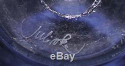 Napa Valley Vintage Juliska Glassware Athena Collection, Wine Decanter, 9 3/4