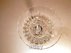 New VINTAGE Waterford Crystal TRAMORE (1956-) Set of 6 Claret Wine 5 1/4