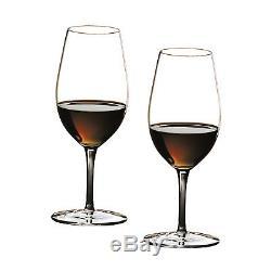 Riedel Sommeliers Value Set Vintage Port Glasses Set Of 2