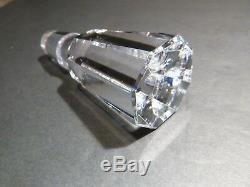 VINTAGE Waterford Crystal SHEILA (1958-) Wine / Spirit Decanter 4 7/8