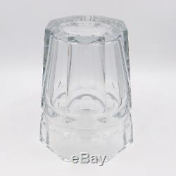 Vintage 1960's Baccarat Harcourt Moulin Rouge Large Wine Champagne Ice Bucket