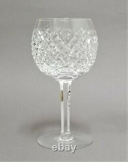 Vintage Waterford Crystal Oversize Wine Glass ALANA