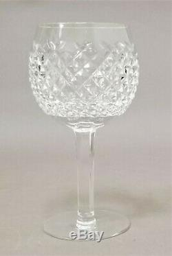Vintage Waterford Crystal Oversize Wine Glass ALANA