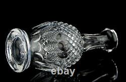 Waterford Colleen Wine Decanter with Stopper Vintage Cut Crystal Ireland