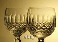 Waterford Crystal Colleen Hock Wine Glass Vintage Made in Ireland