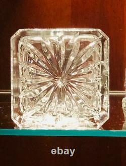 Waterford Crystal Marquis Brookside Brandy Wine Liquor Decanter Vtg New